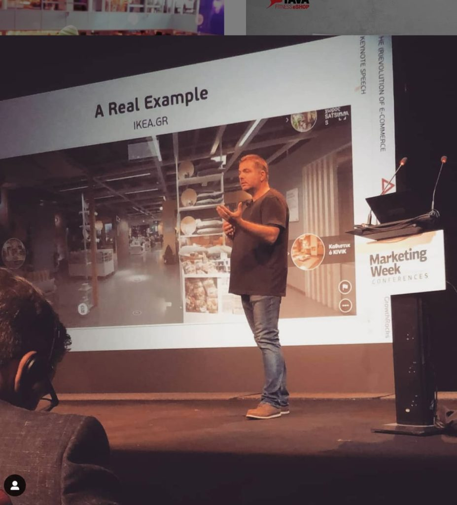 Speaking in a FB Event